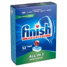 Finish All in 1 Dishwasher Tablets 52 pcs