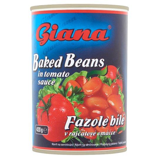 Giana Baked Beans in Tomato Sauce 420 g