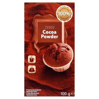 Tesco zsírszegény kakaópor 100 g