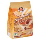 Urbán & Urbán Barackmag Wafers with Almond Flavoured Cocoa Cream Filling 250 g