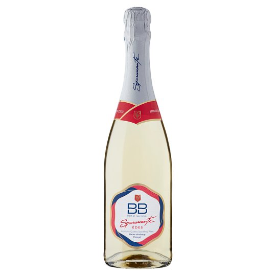 BB Spumante Winter Edition Aromatic Sweet Quality Sparkling Wine 0,75 l