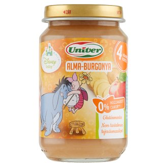 Univer Apple-Potato Dessert for Babies 4+ Months 163 g