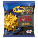 Aviko Quick-Frozen, Pre-Fried Potato Hash Brown Stars 600 g