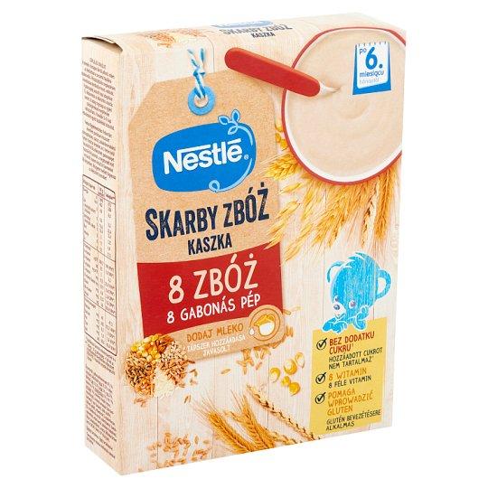 Nestlé 8 gabonás pép 6 hónapos kortól 250 g