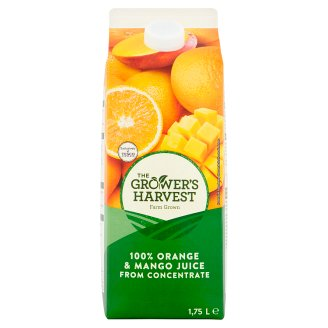 Sun Grown Orange-Mango Juice from Concentrate 2 l