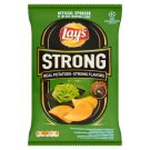 Lay's Strong Wasabi Horse-Radish Flavoured Potato Chips 77 g