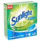 Sunlight All in 1 Double Action gépi mosogató tabletta 48 db 840 g