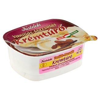 Kisteleki Vanilla-Raisin Cottage Cheese Cream 90 g