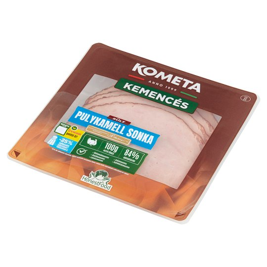 Kométa Kemencés Roasted Turkey Breast Ham 100 g