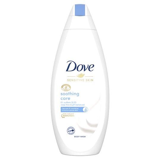 DOVE Sensitive Micellar Water Shower Gel 250 ml