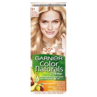 Garnier Color Naturals Crème 9.1 Nagyon Világos Szőke tápláló tartós hajfesték