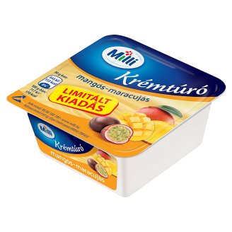 Milli Mango-Maracuja Cream Cottage Cheese 90 g