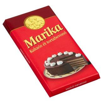 Marika Cocoa Dark Coating 100 g