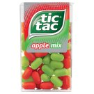 Tic Tac Apple Mix Apple Flavoured Dragees 49 g