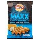 Lay's Maxx Cheese-Onion Flavoured Potato Crisps 70 g