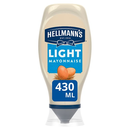 Hellmann's Light Mayonnaise 430 ml