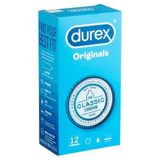 Durex Classic óvszer 12 db