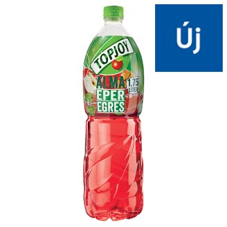 Topjoy Apple-Strawberry-Gooseberry Juice 1,75 l