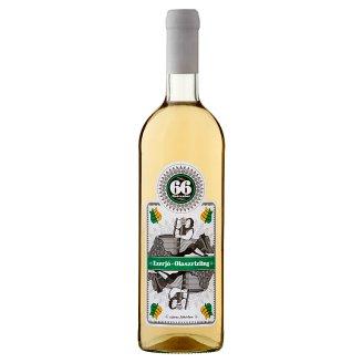 66 Duna-Tisza Közi Ezerjó-Olaszrizling Dry White Wine 11% 750 ml