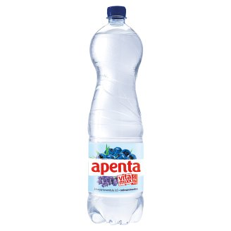 Apenta Vitamixx Blueberry-Lavender Flavoured Non-Carbonated Low-Energy Drink 1,5 l