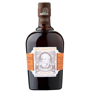 Diplomático Mantuano rum 40% 0,7 l