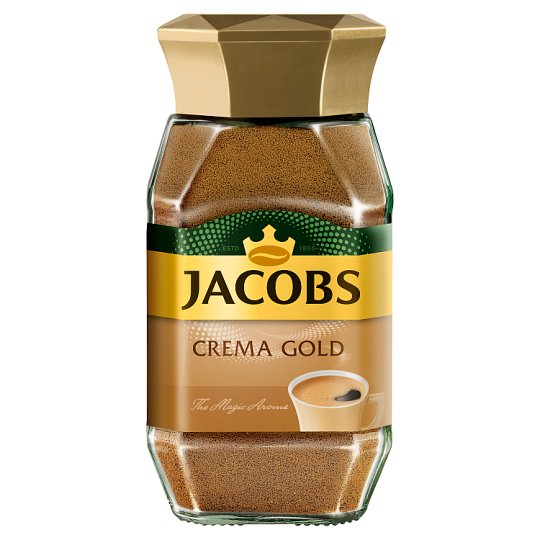 Jacobs Crema Gold Instant Coffee 200 g