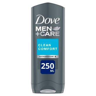 Dove Men+Care Clean Comfort Shower Gel 250 ml