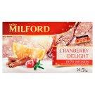 Milford Fruit Infusion Áfonya Álom 20 teafilter 55 g
