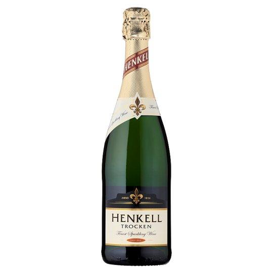 Henkell Trocken száraz minőségi pezsgő 750 ml
