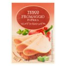 Tesco Fat Sliced Processed Cheese with Paprika 100 g