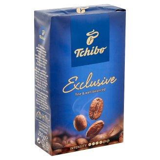 Tchibo Exclusive őrölt, pörkölt kávé 250 g