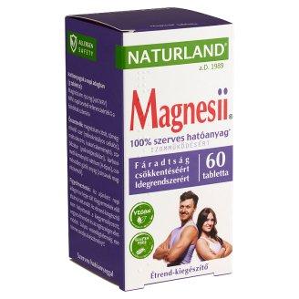 Naturland Vitalstar magnézium étrend-kiegészítő tabletta 60 db 47,7 g