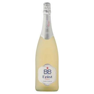 BB Ezüst Cuvée félszáraz fehér pezsgő 11% 0,75 l