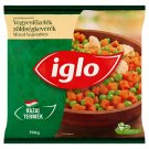 Iglo Quick-Frozen Mixed Vegetables 750 g