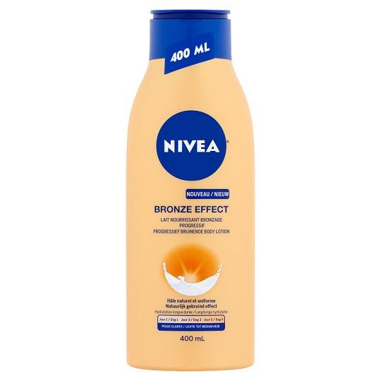 NIVEA Self-Tanning Body Lotion for Light-Normal Skin 400 ml