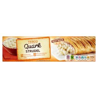 Tesco Quick-Frozen Quark Strudel 500 g
