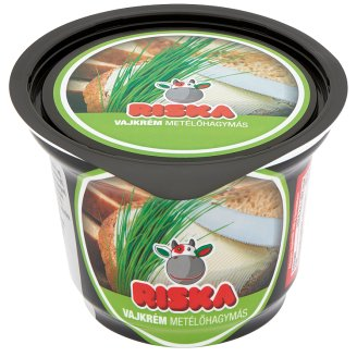 Riska Butter Cream with Chives 180 g