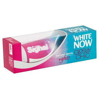 Signal White Now Glossy Chic Toothpaste