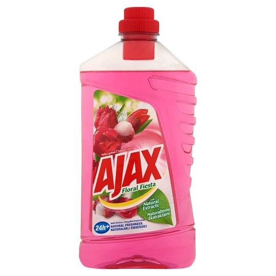 Ajax Floral Fiesta Tulip Lychee General Cleaner 1 l