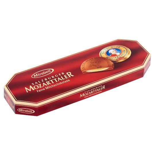 Mirabell Salzburger Mozarttaller tejcsokoládé mogyoróskrém és marcipános töltelékkel 100 g