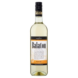 Wine Concept Balaton Muscat Semi-Sweet White Wine 12% 0,75 l