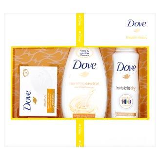 Dove Nourishing Care&Oil kényeztető ajándékcsomag