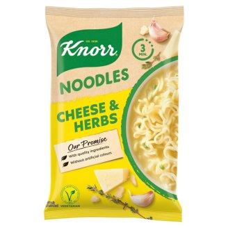 Knorr Noodles sajtos instant tészta 61 g