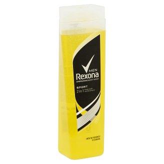 Rexona Men Sport Body Wash and Shampoo 250 ml