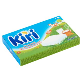 Kiri Fat Processed Cheese Spread with Sour Cream 100 g