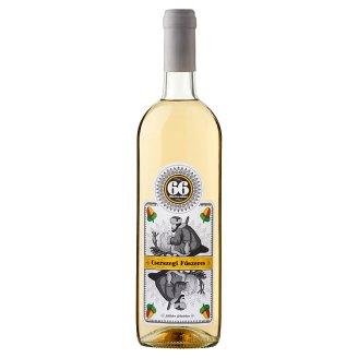 66 Duna-Tisza Közi Cserszegi Fűszeres félédes fehérbor 11% 750 ml