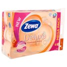Zewa Deluxe Cashmere Peach Toilet Paper 3 Ply 24 Rolls