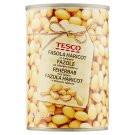Tesco White Beans in Brine 400 g