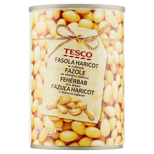 Tesco White Beans in Brine 400 g