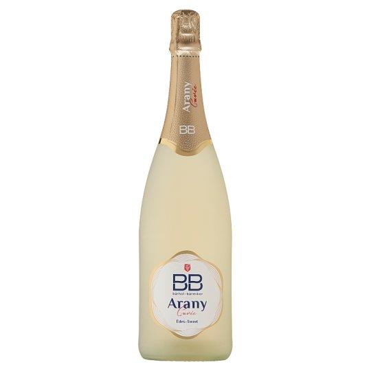 BB Arany Cuvée édes fehér pezsgő 0,75 l